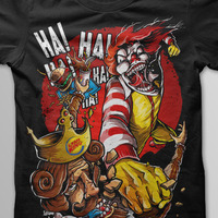 Fast Food Fighters T-Shirt - Thumbnail 2