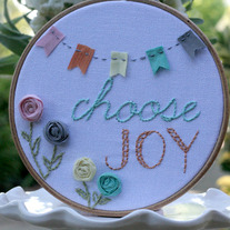Choose Joy (Recreation for Natalie)