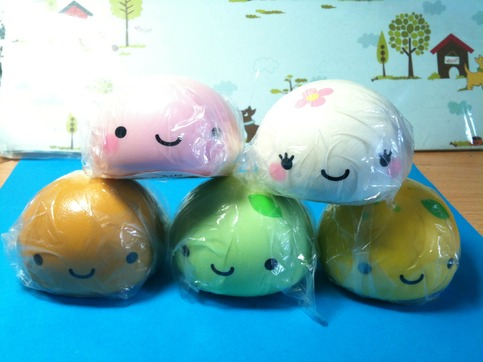How Squishy Buns Are Made : The Kawaii Hut Onsen Manju Bun Squishy Online Store Powered by Storenvy