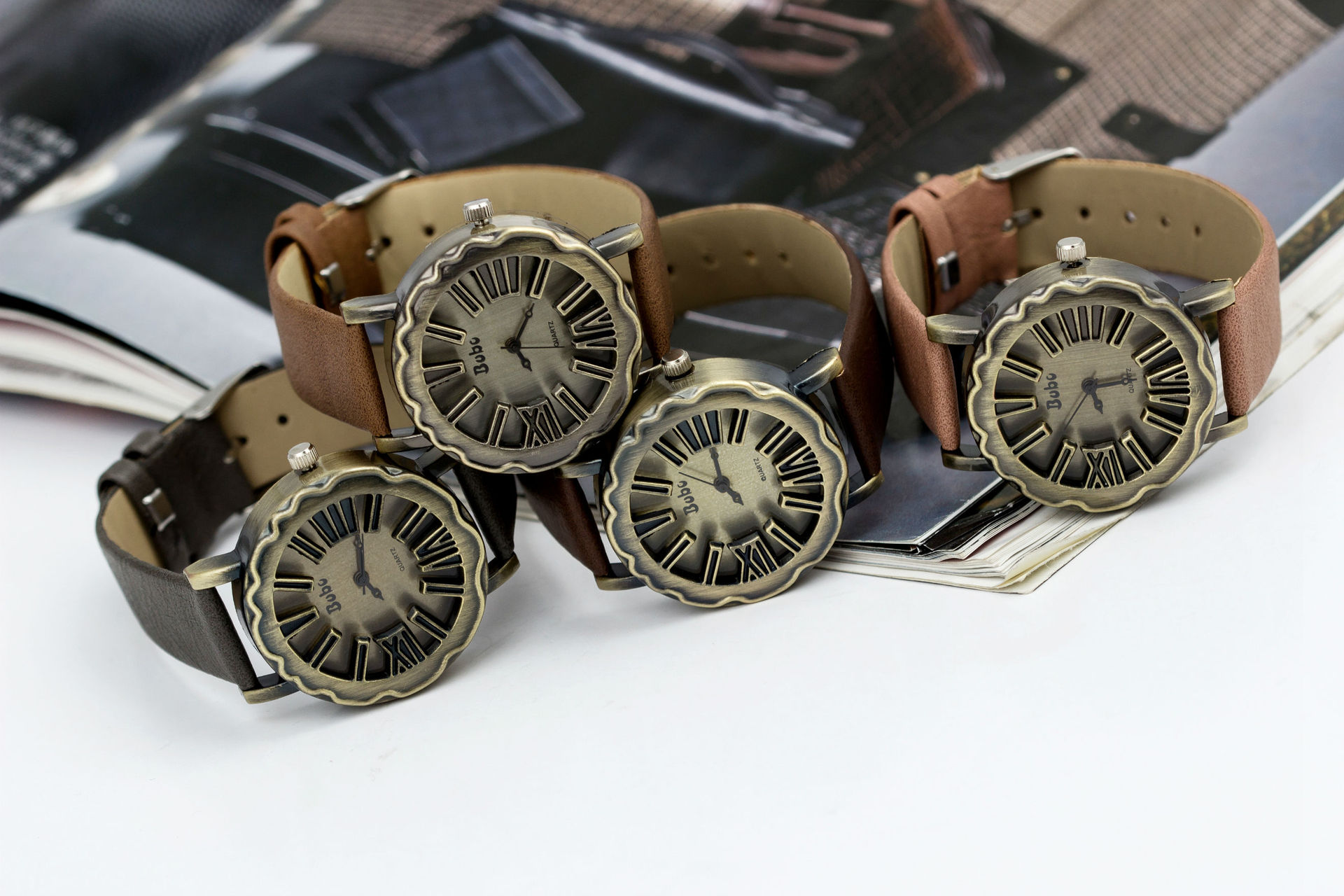 watches leather products stan wrist womens original handmade mens retro w vintage