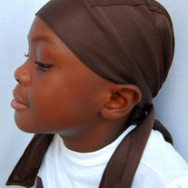 NEW! Boys/Men Lux Mesh Durag