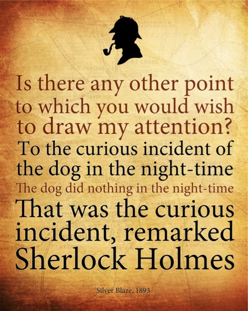Sherlock Holmes Set of 6 Quotations, 10x8 prints, Baskervilles, London ...