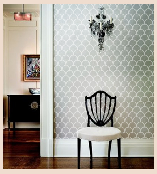 designer pattern wall stencil home decor online store powered by