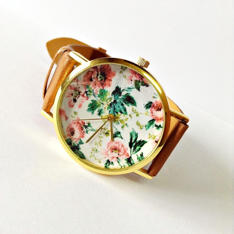 Floral Watch, Vintage Style Leather Watch, Women Watches. Flat Cut Diamond. Rubber Bracelet. Custom Made Watches. 14k Gold Anklet Bracelets. Sterling Ankle Bracelet. Navy Bracelet. Asscher Cut Diamond Earrings. Larimar Gemstone