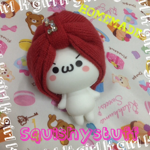 Emotion Squishy Tag : ~SquishyStuff~ *HOMEMADE COSTUME*ONLY 1* Emotion Squishy in Indian Hat Online Store Powered ...