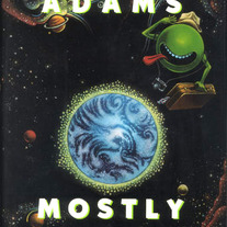 Mostly Harmless by Douglas Adams hardcover book