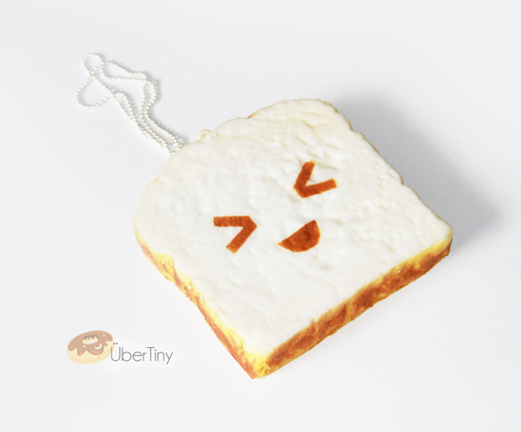 Breadou Squishy Tag : Breadou  Roti Toast Accessories Squishy ? Uber Tiny ? Online Store Powered by Storenvy
