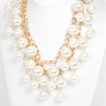 I Love Pearls Pearls Pearls Necklace (more colors)