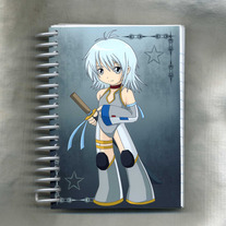 Notebook S - Elemental Chibi Bishonen: Normal