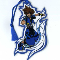 Bookmark - Kingdom Hearts II: Sora - Wisdom Form (Fanart)