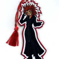 Bookmark - Kingdom Hearts II: Axel (Fanart)