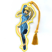 Bookmark - Super Smash Bros. BRAWL: Zero Suit Samus (Fanart)