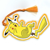 Bookmark - Super Smash Bros. BRAWL: Pikachu (Fanart)