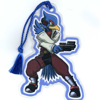 Bookmark - Super Smash Bros. BRAWL: Falco (Fanart)