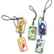 Cellphone Charms - Panty & Stocking -anime- Character Charms (Fanart)