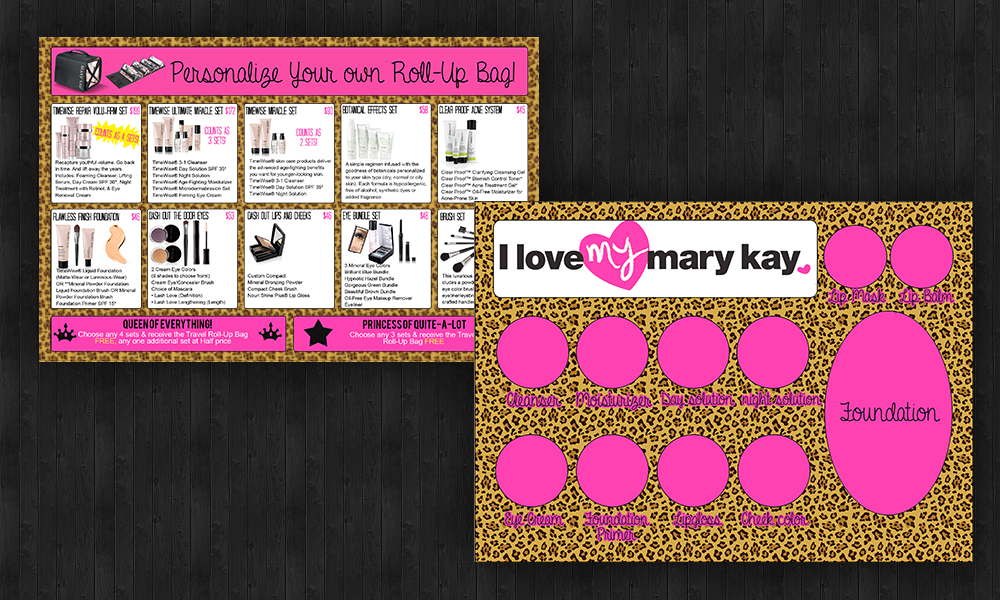 Marykay leopard pink tray inserts closing sheets set marykay leopard pink tray inserts closing sheets set reheart Images