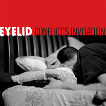 "Eyelid ""Conflict's Invitation"" CD/7"""