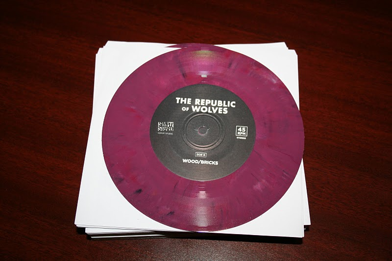 Simple Stereo The Republic Of Wolves Cardinals 7 Inch