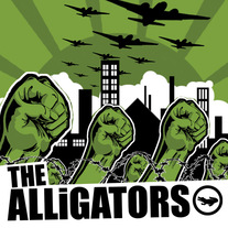 "The Alligators ""s/t"" CDep"