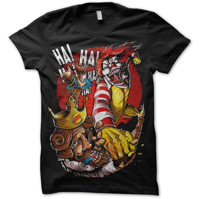 Fast Food Fighters T-Shirt