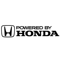 Powered By Honda Global Stance Decals Online Store