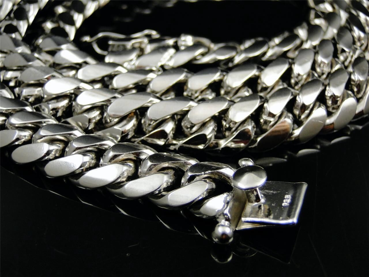 platinum necklace silver printed daniel sterling the christian tang tube grid by collar products jewelry