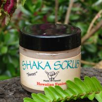 Hawaiian Cane Sugar Scrub, 4 ounces