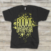 Rookie of the Year-T-Shirt