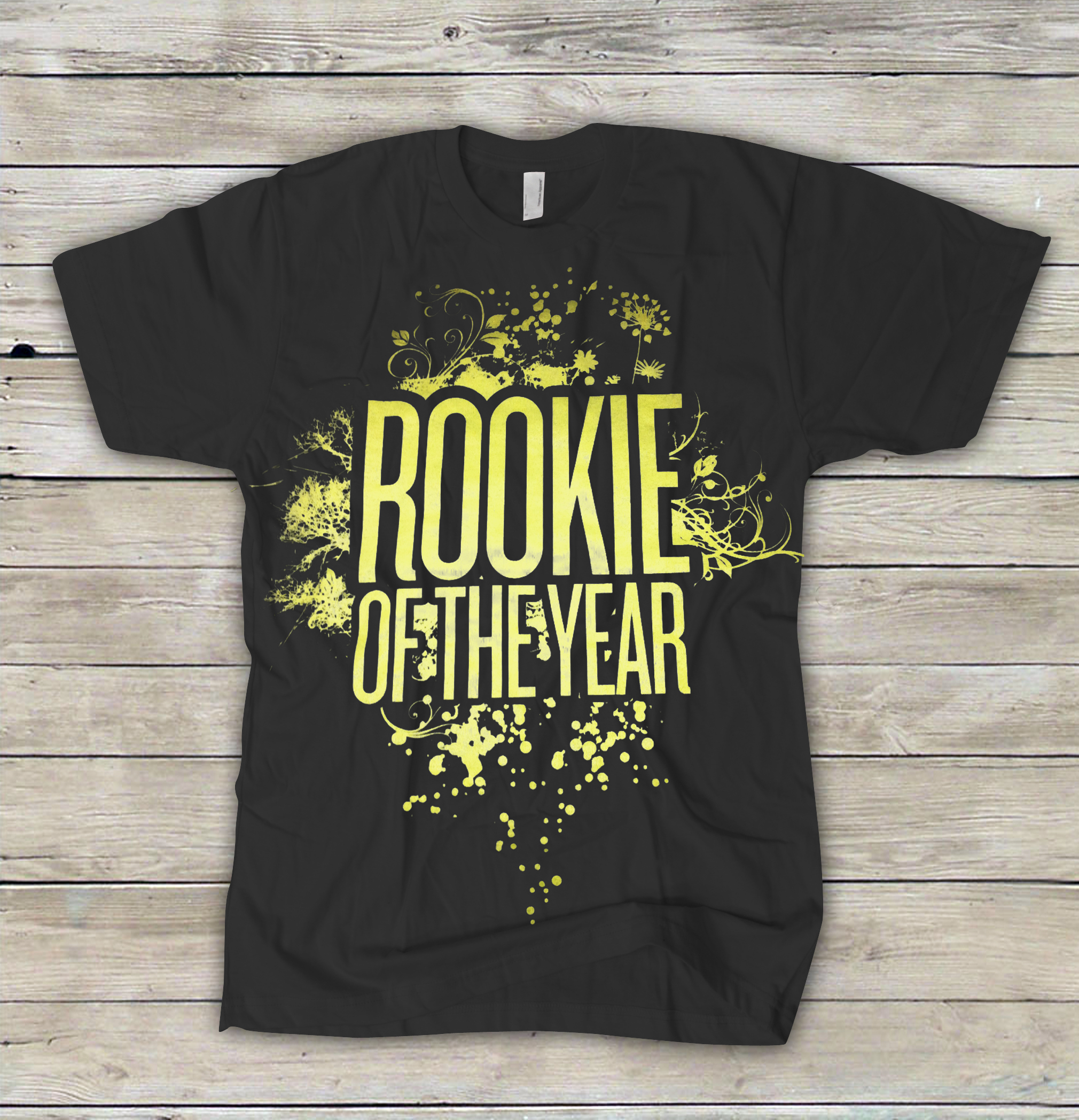 Rookie Of The Year-T-Shirt · Future Destination Records