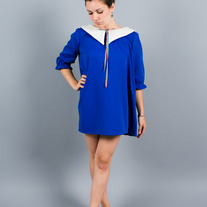 Babydoll Blue Dress by Storm & Stress