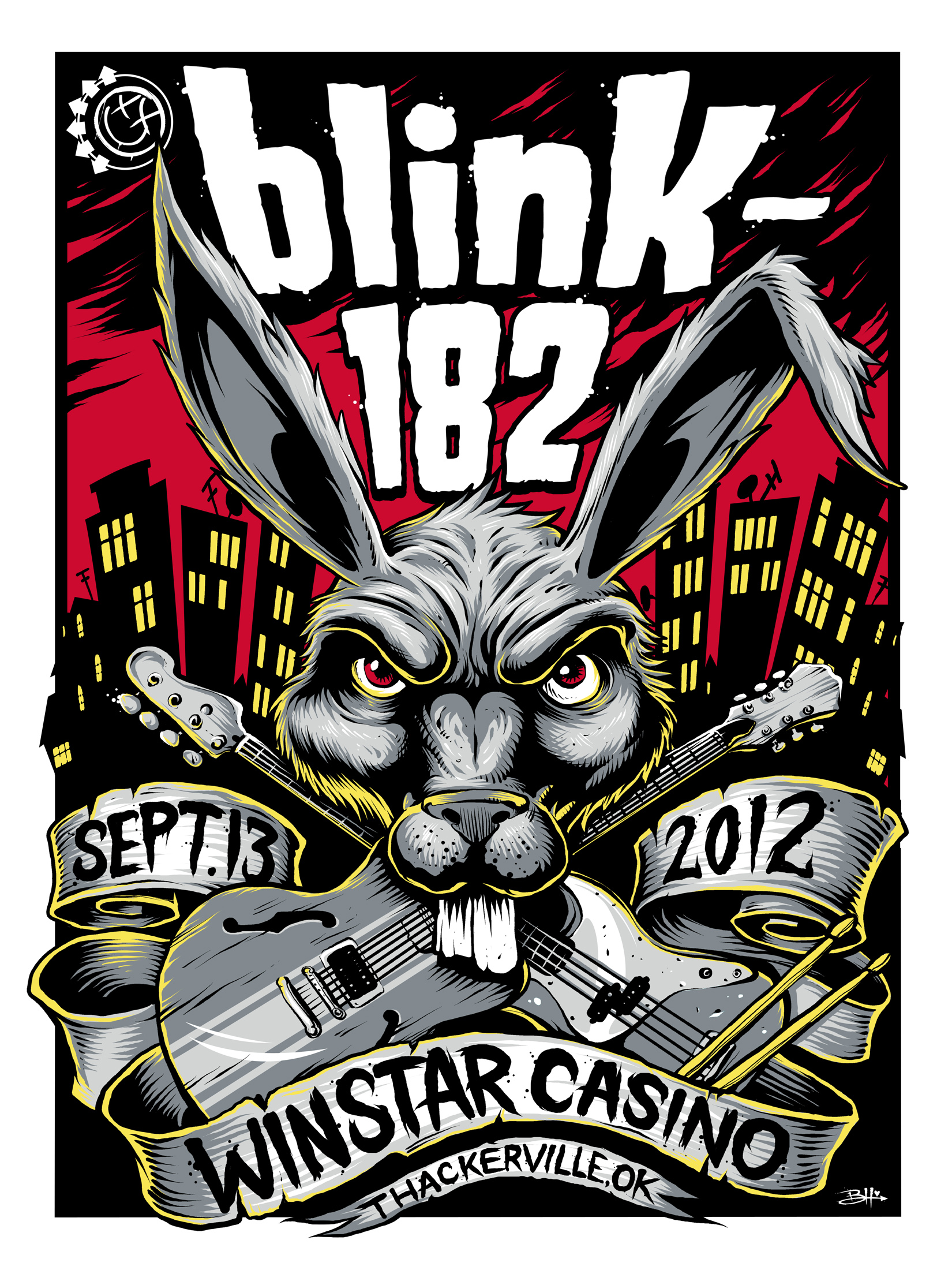 Blink_thackerville_poster_red_original