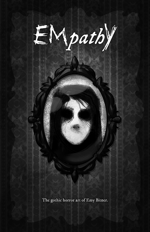 EMpathY The Gothic Horror Art Gothic Horror Art
