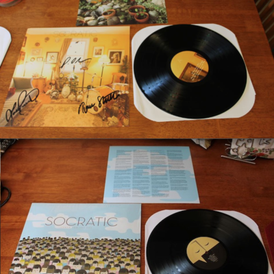 Socratic vinyl bundle