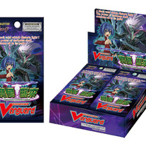 Cardfight Vanguard Booster Box Demonic Lord Invasion BT03