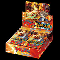 Cardfight Vanguard Onslaught of Dragon Souls Booster Box BT02