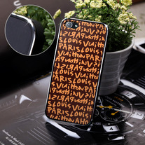 New chic Luxury Designer Letters iPhone 5 Case Cover