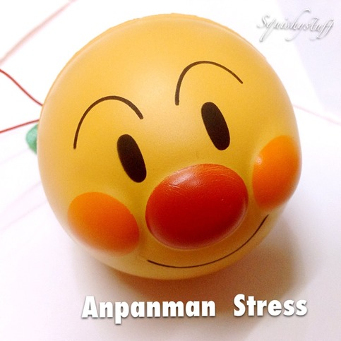 Squishy Stress Ball Out Of Diapers : ~SquishyStuff~ Japan Licensed. Anpanman Stress Ball Squishy Online Store Powered by Storenvy