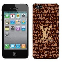 New Chic Luxury Letters Apple iPhone 5 Hard Case Cover