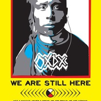 """We Are Still Here"" Poster"