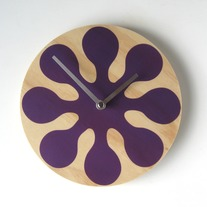 Objectify Blurb Wall Clock