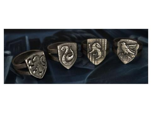 Hogwarts House Ring