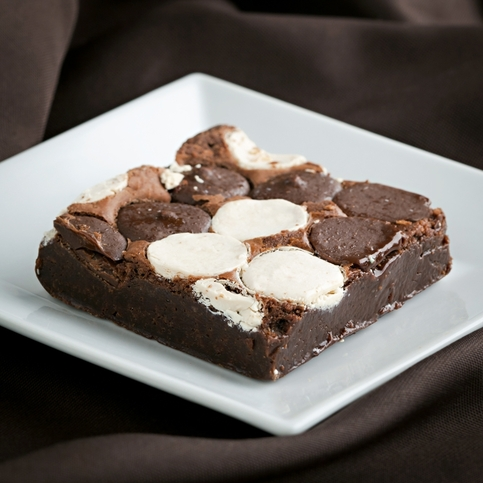 DOUBLE CHOCOLATE CHUNK BROWNIE · Granny Cakes Gourmet Foods · Online ...