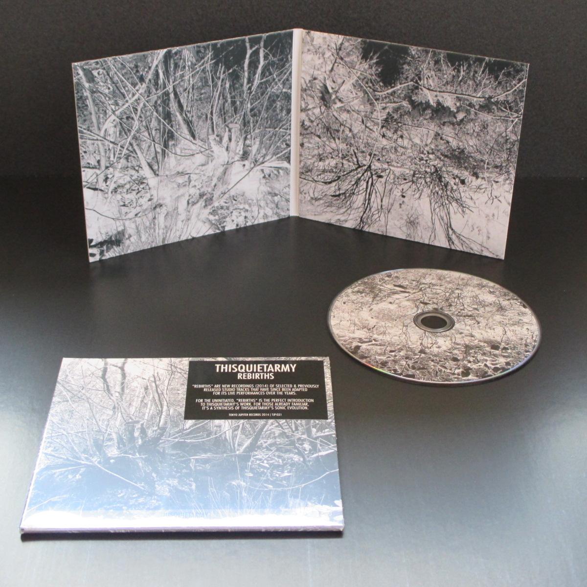 rebirths cd