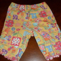 TALBOTS KIDS PANTS-SIZE 6 MONTH