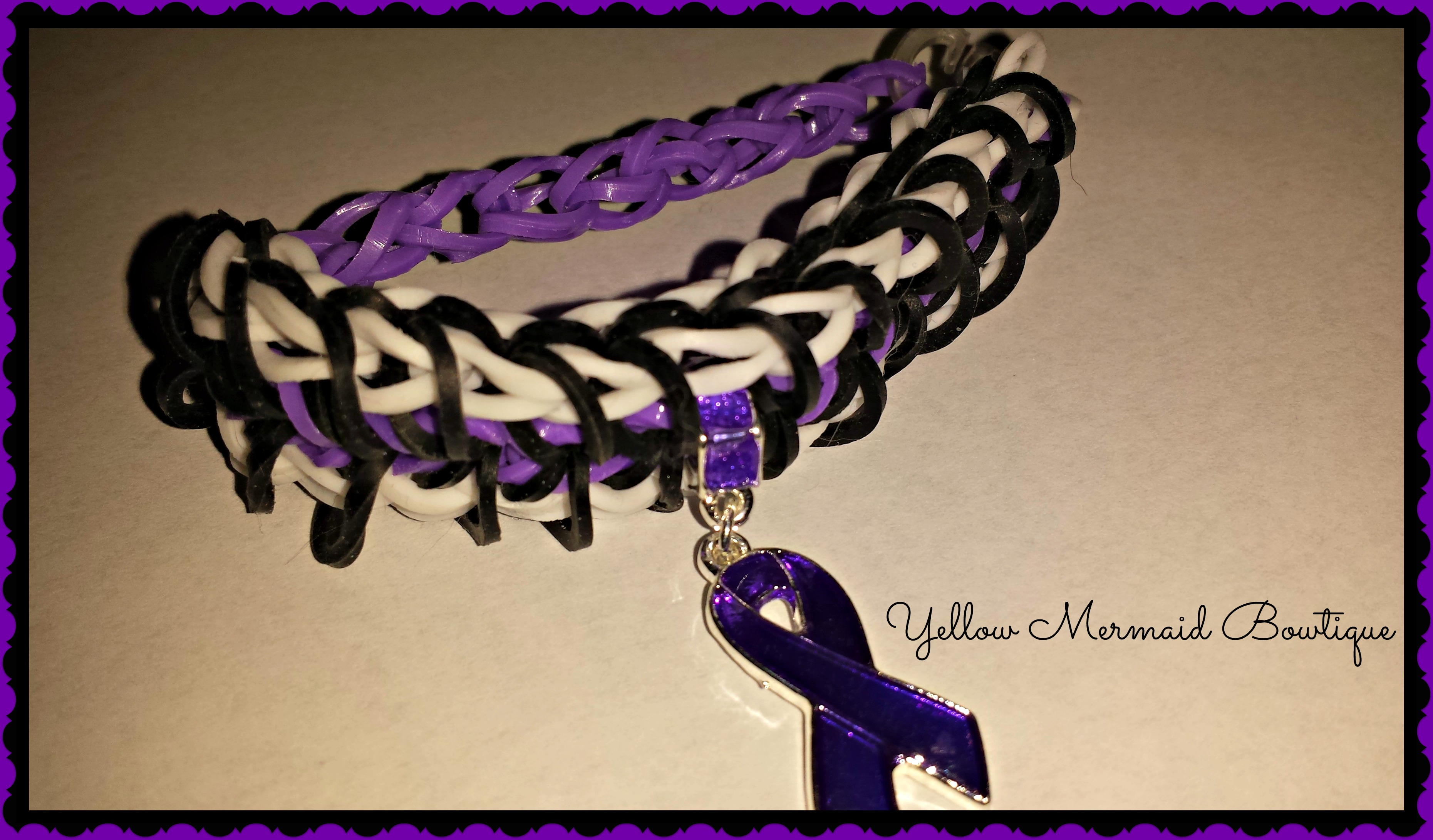 Chiari Malformation Awareness Bracelets
