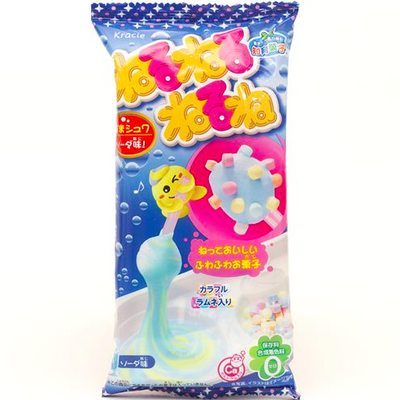 Popin cookin blue soda