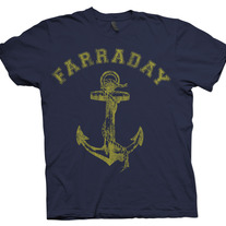 Farraday Anchor Tee