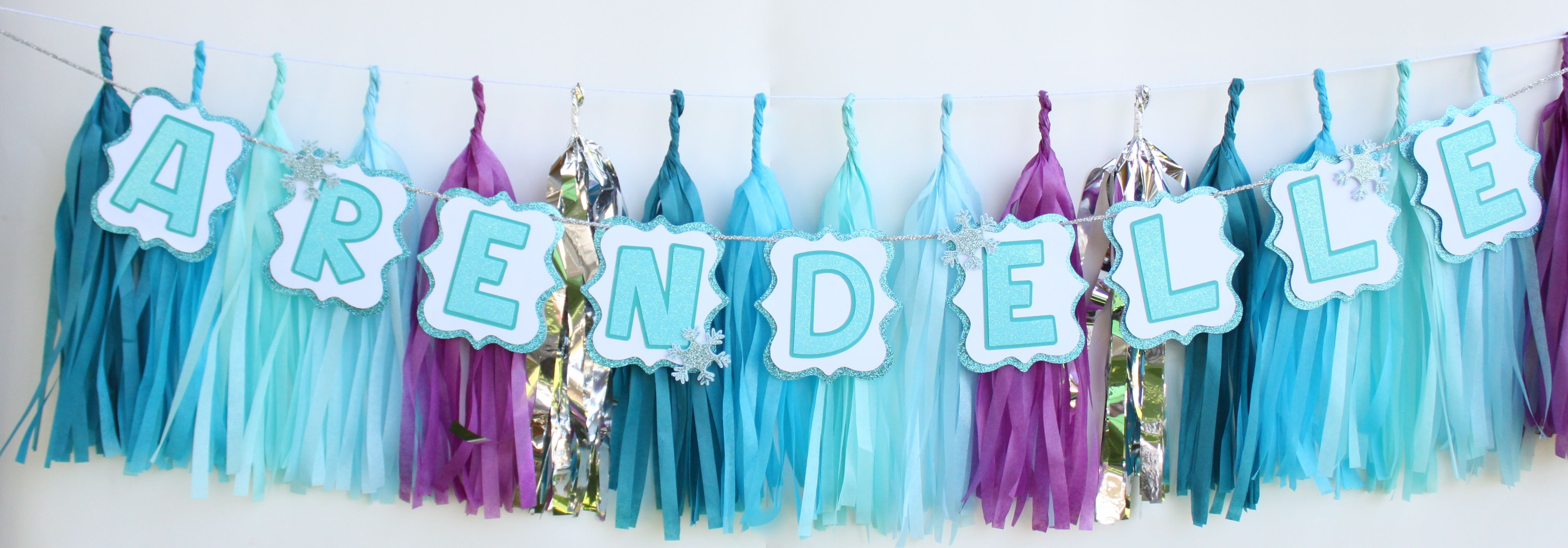 Frozen Theme Banner 183 The Banner Shoppe 183 Online Store Powered by