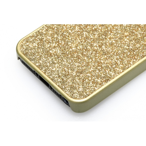 Iphone 5s Gold Glitter Case Gold Glitter i Iphone 5