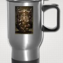 """GANESH"" Travel Mug"